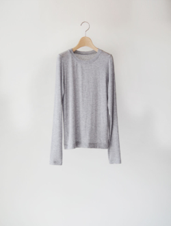 crew fit inner  moku grey