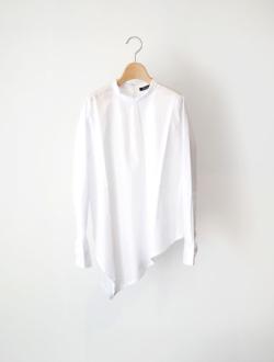 """asymmetry blouse """"maya"""" white"""