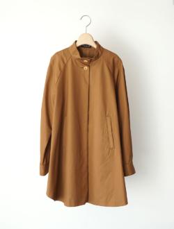 """cape coat """"capy"""" camel"""