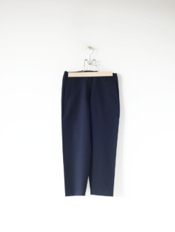 2way pants tapared navy