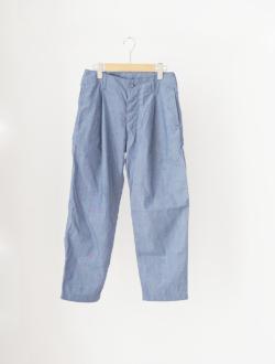 BRU NA BOINNE | solt chambray pants