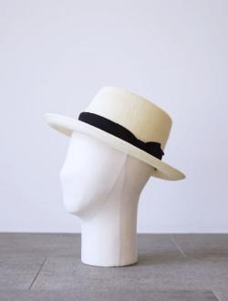 kijima takayuki | straw hat off white