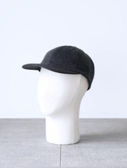 kijima takayuki | cashmere cap grey