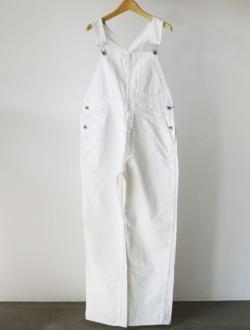 LENO | overall white