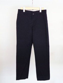 chino cloth pants  pipedstem  navy のサムネイル