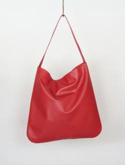 leather tote midium  chilired