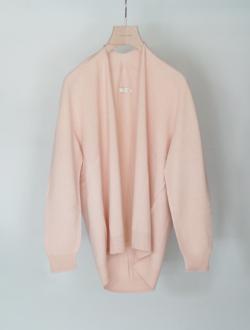 """cardigan """"RINDO"""" baby pink のサムネイル"""